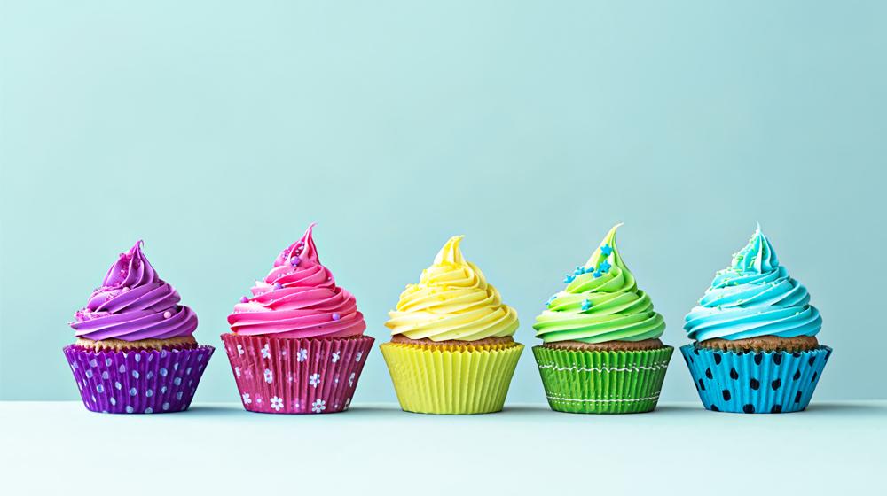 Cómo preparar cupcakes caseros.