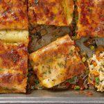 lasaña de verduras