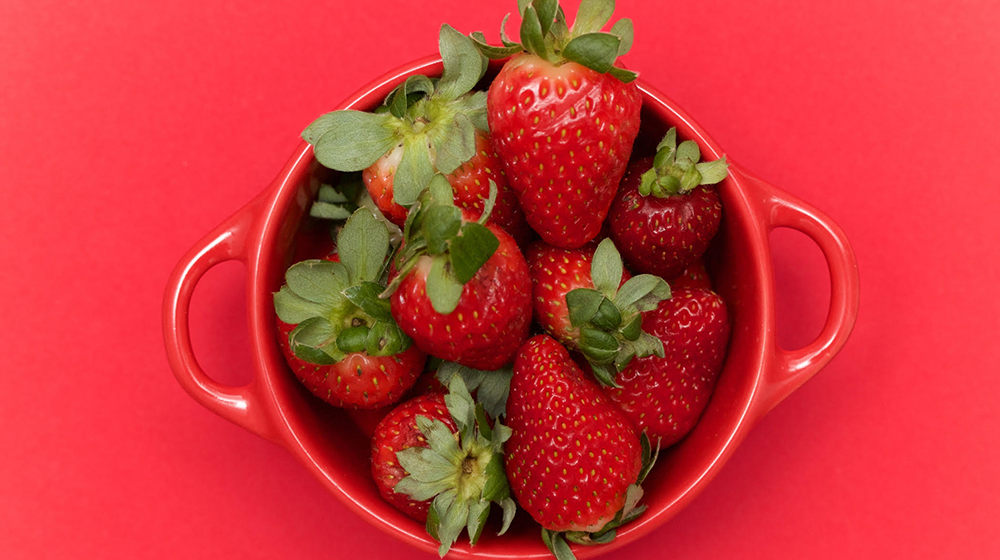 fresa beneficios familia salud frutas comida