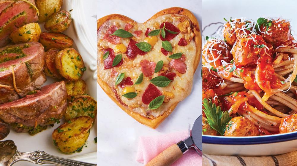 Cenas Románticas Para Sorprender A Tu Pareja Recetas De Comida