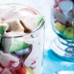 Ensalada de surimi rápida y deliciosa