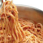 espagueti rojo