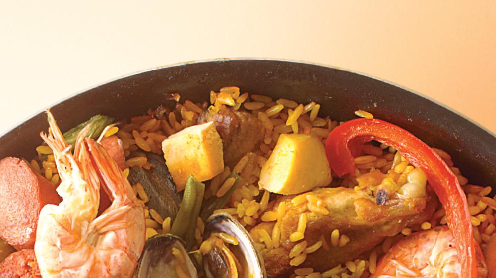 Paella receta clásica para hacer en casa