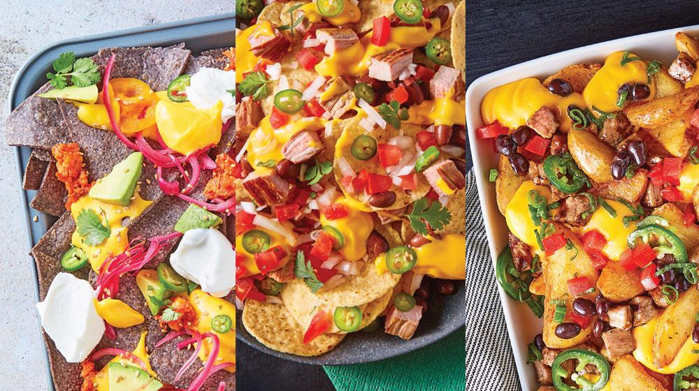 Recetas de nachos