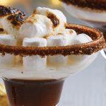 cafe con bombón quemado