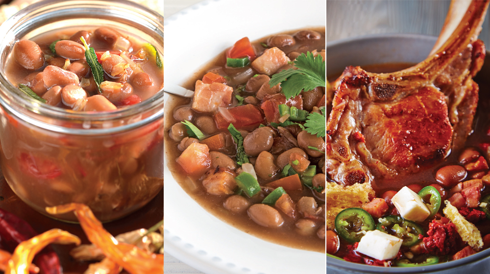 frijoles charros cover