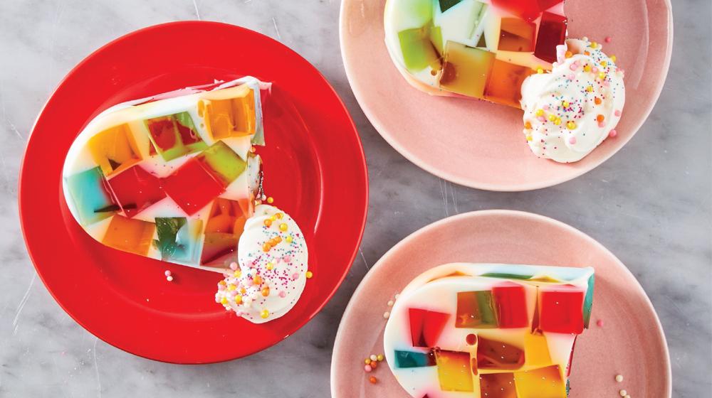 recetas de gelatinas