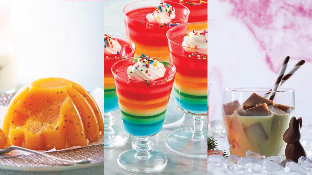 16 recetas de gelatinas para vender e iniciar tu negocio