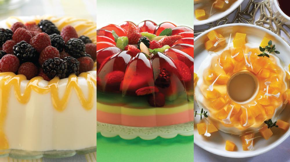 14 recetas de gelatinas muy deliciosas y fáciles