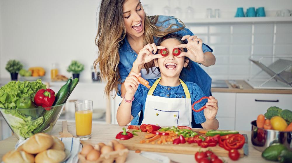 Snacks saludables con FUD