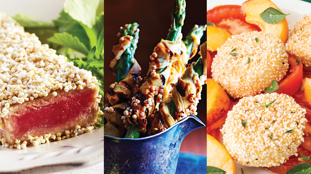 recetas con amaranto