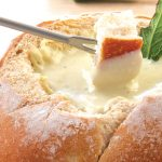 fondue de quesos al vino blanco