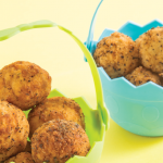 Ricas croquetas de papa y manzana para tu hijo