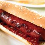 Hot dog BBQ para tu parrillada