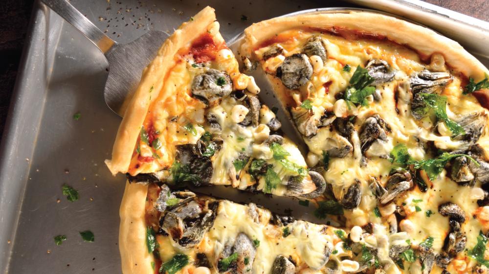 Pizza ala mexicana