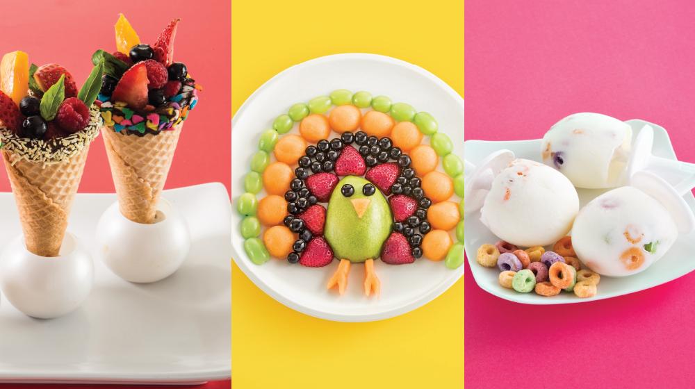 recetas de comida saludable para bajar de peso para niños