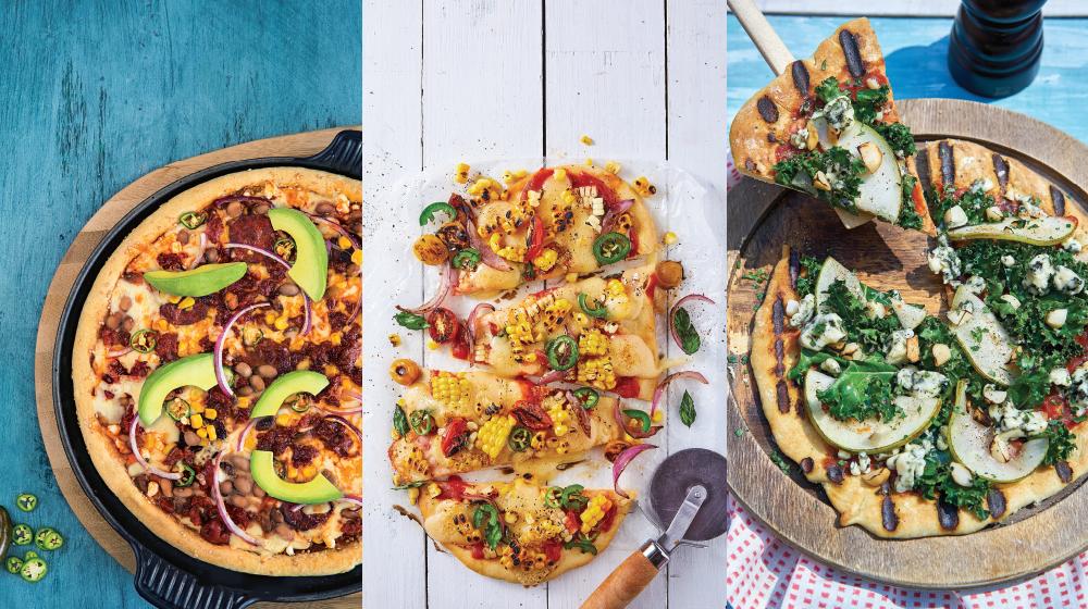 30 irresistibles recetas de pizza para todos los gustos