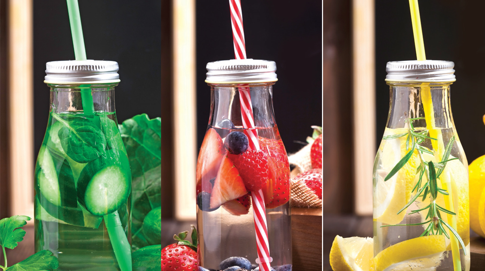 infusiones frutales