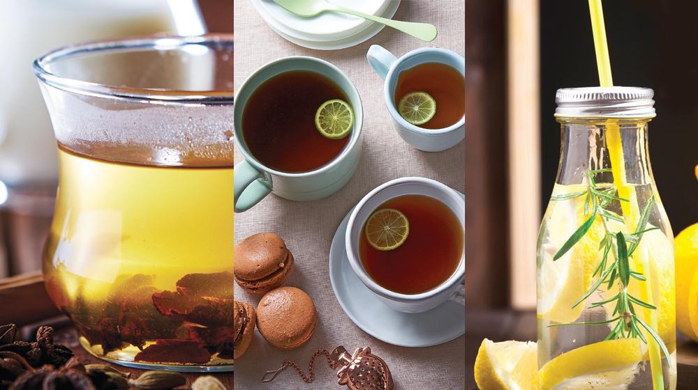diferencia entre té, tisana e infusión