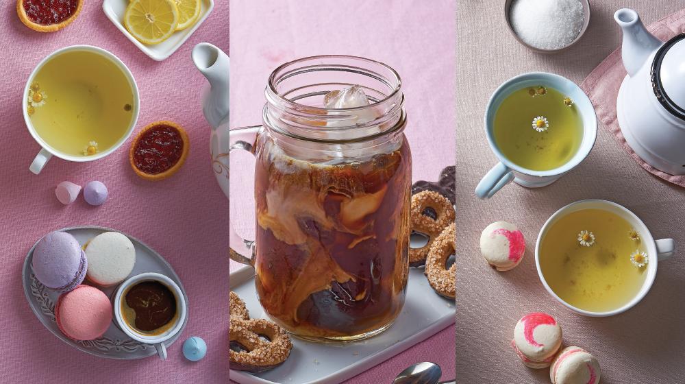 5 tés gourmet para consentirte en casa
