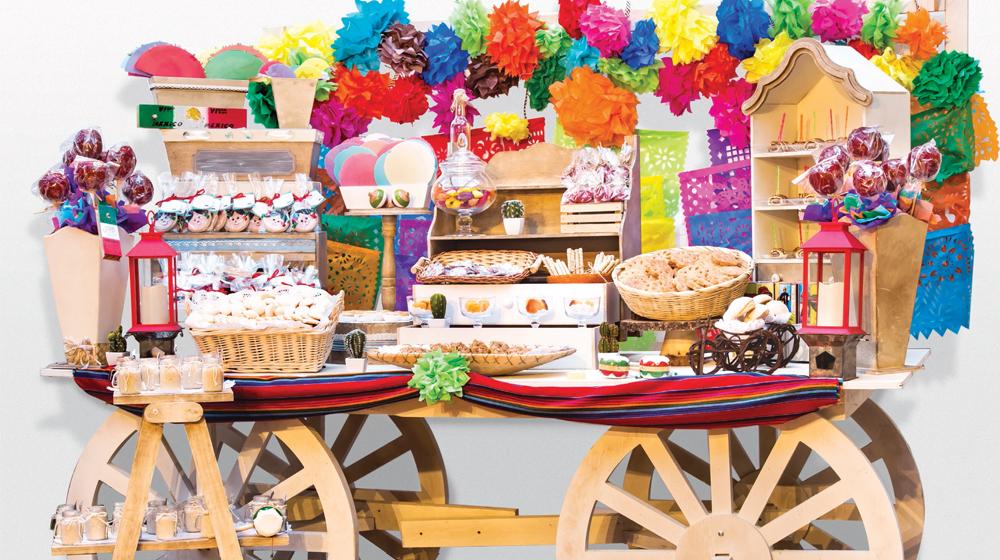 Tu mesa de dulces será un éxito con nuestros consejos.