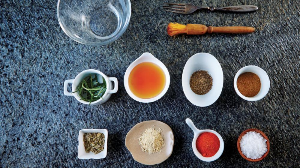 Cómo hacer bbq salsa para marinar paso a paso