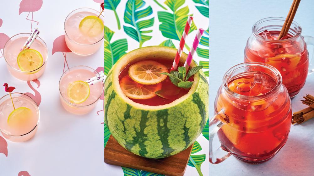 14 bebidas para refrescarte en verano
