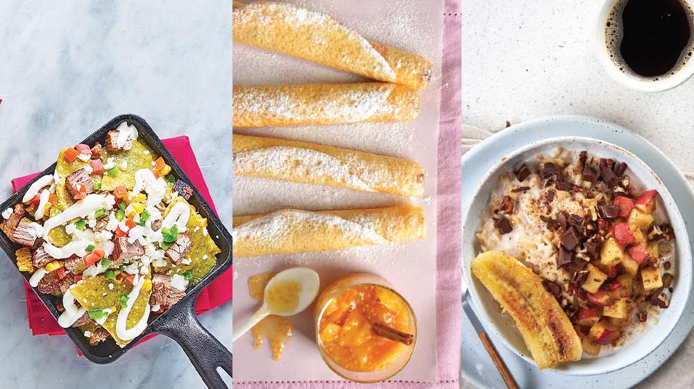 10 desayunos en familia ideales para compartir