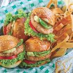 hamburguesas receta