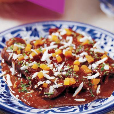 Cómo hacer enchiladas