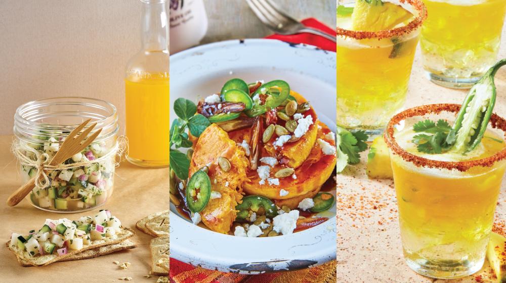 10 recetas buenísimas con chile serrano