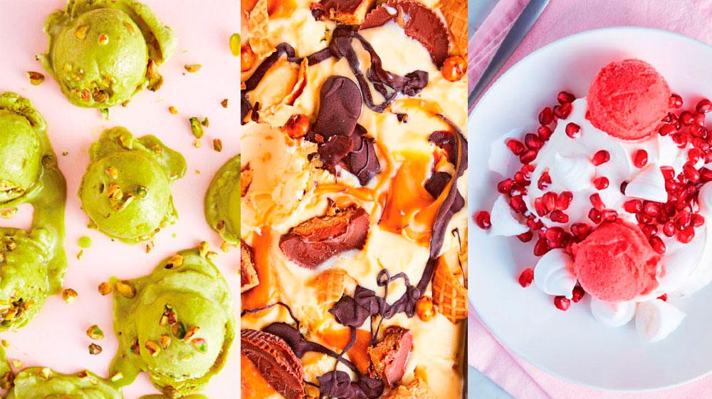 22 sabores de helado para este verano