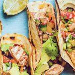Tacos de pollo con sabor tradicional