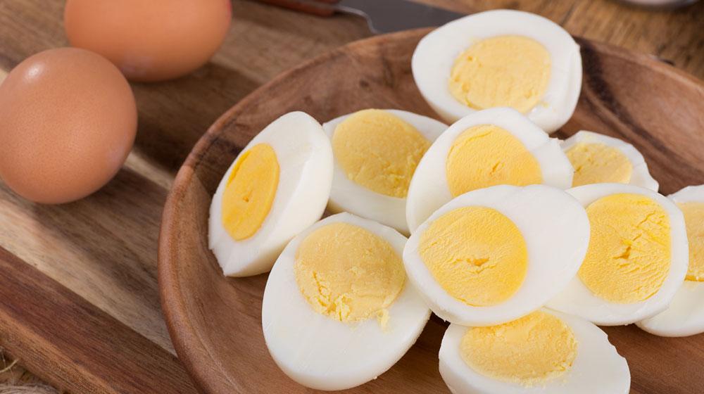 La dieta del huevo cocido, ¿funuciona?