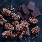 Aprende a preparar unas alegrías de chocolate
