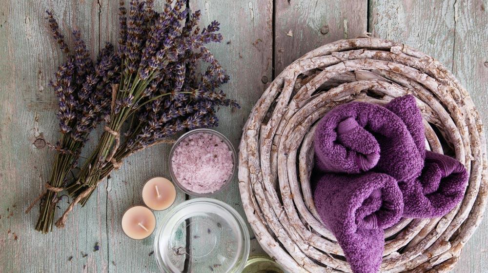 Beneficios de la lavanda para tu belleza