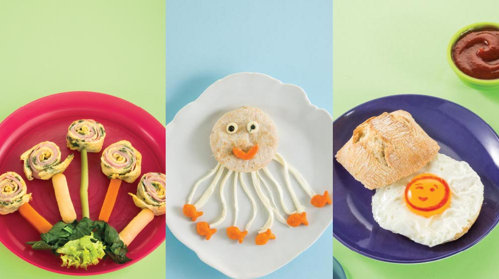 5 Desayunos Para Niños Saludables Para Antes De Ir A La Escuela Cocina Fácil
