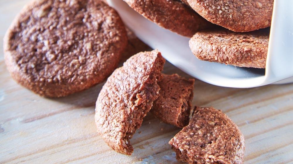 galletas de jengibre con piloncillo