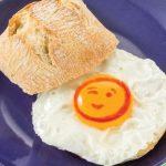 huevo con pan campesino