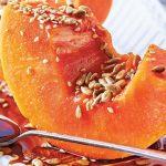 postre con papaya