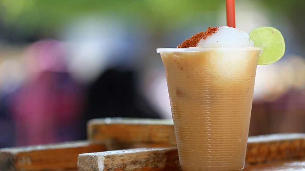 tejuino: bebida prehispánica
