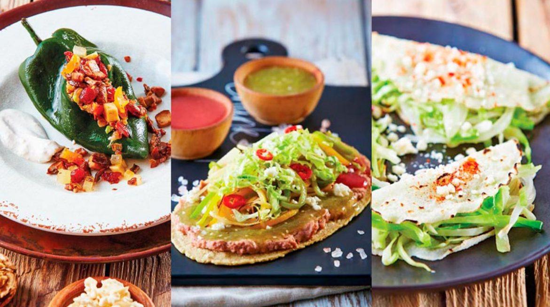 Comida sin carne mexicana