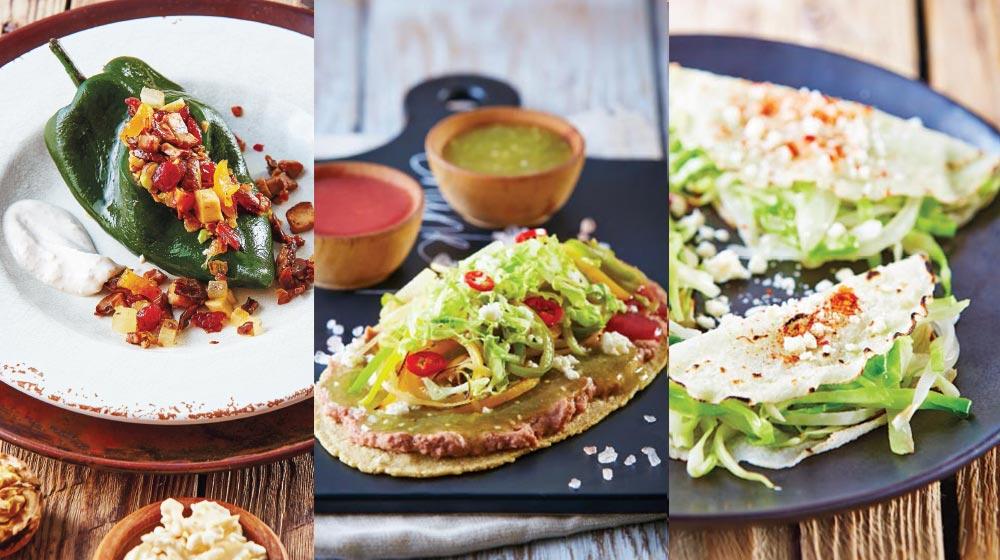 recetas de almuerzos para vegetarianos