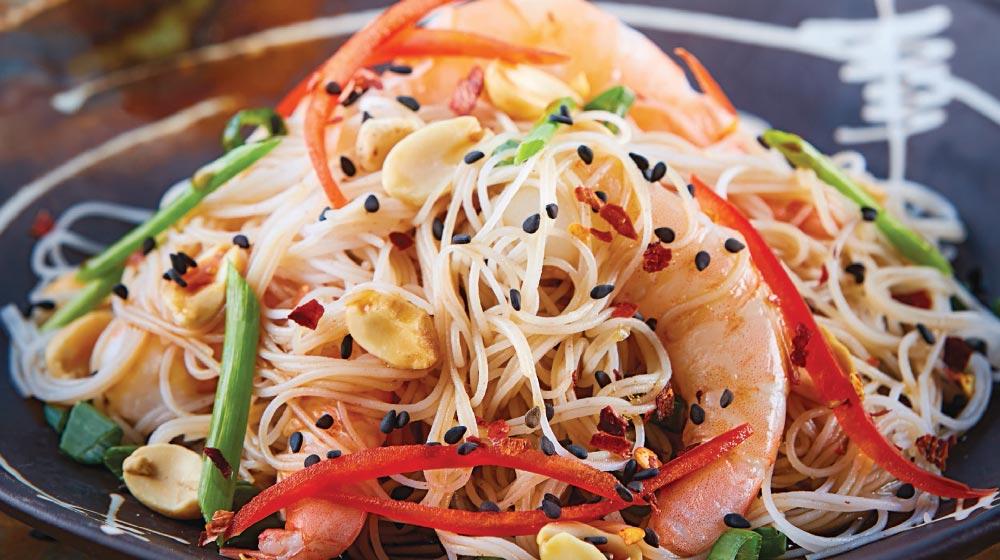 comida tailandesa típica