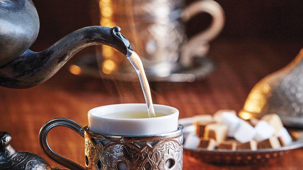 té de hoja santa