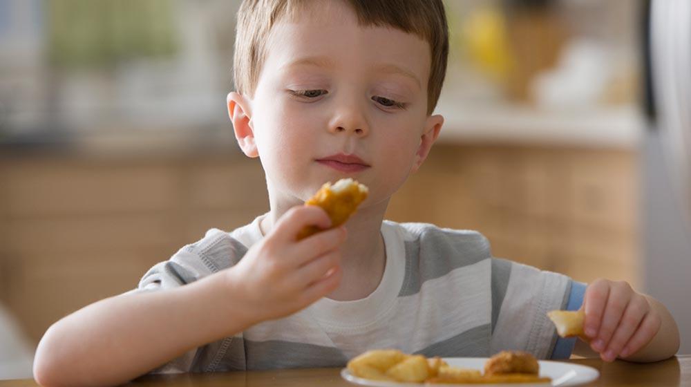 pollo para niños recetas