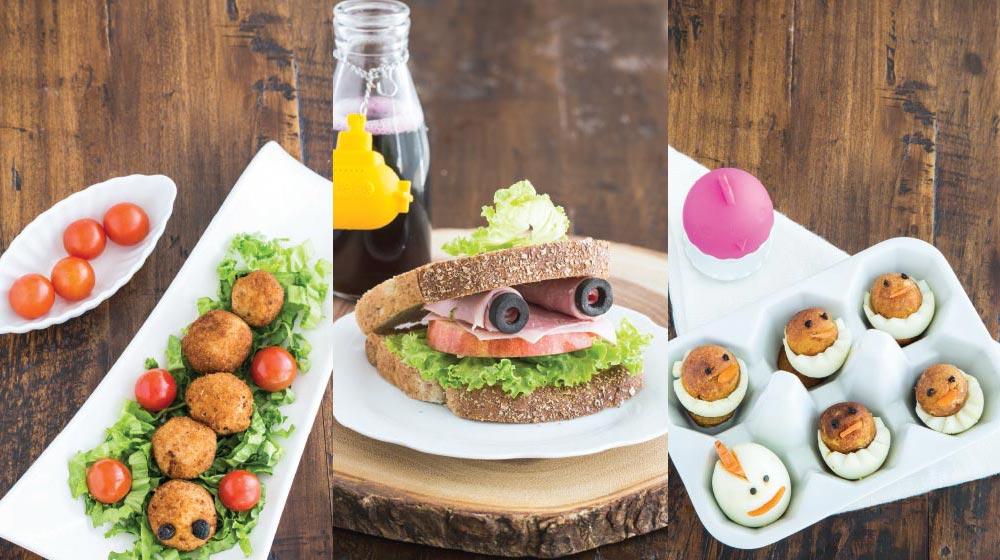 10 Recetas Fáciles De Comidas Para Prepararle A Tus Hijos Cocina Fácil