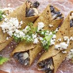 tacos de huitlacoche