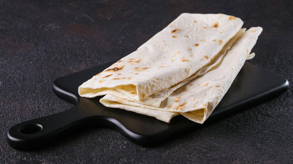 tortillas sobaqueras