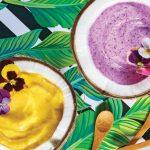 coco relleno de yogur de coco